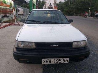 Bán xe Toyota Corolla đời 1987, màu trắng, xe nhập