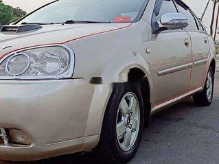 Cần bán xe Daewoo Lacetti năm sản xuất 2004, màu vàng