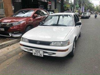 Xe Toyota Corolla đời 1997, màu trắng, xe nhập