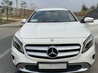 Cần bán gấp Benz GLA Class 2015 Germany, màu trắng