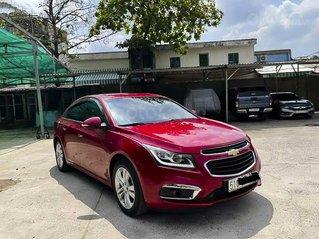 Bán xe Chevrolet Cruze 1.8 LTZ đời 2017, màu đỏ