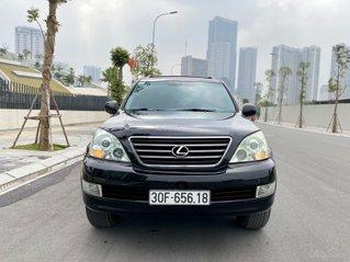 Bán gấp xe sang Lexus GX470 sản xuất 2007 model 2008, xe chỉ mới lăn bánh 110000 km còn như mới, có hỗ trợ vay ngân hàng