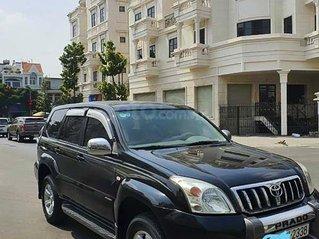 Xe Toyota Prado năm 2008, màu đen, nhập khẩu nguyên chiếc còn mới, giá 495tr