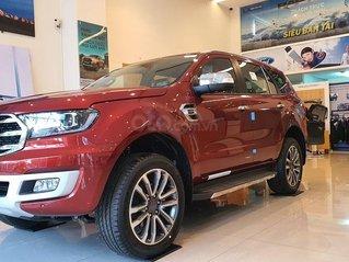 Ford Everest: Ưu đãi lên đến 100 triệu + LH trực tiếp để có giá tốt - Quà tặng hấp dẫn mua xe ngay hôm nay