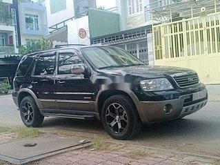 Cần bán xe Ford Escape năm 2004, màu đen, nhập khẩu