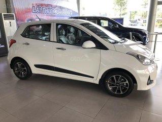 [Hyundai Long Biên] Hyundai Grand i10 2021 - hỗ trợ vay 90% chỉ 100tr nhận xe - sẵn xe giao ngay - Bảo hành xe 5 năm