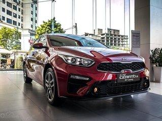 Bán ô tô Kia Cerato năm 2021, lãi suất ưu đãi, hỗ trợ trả góp đến 85%