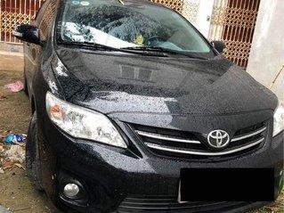 Cần bán Toyota Corolla Altis 1.8 năm 2013, màu đen, số tự động, giá cạnh tranh