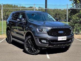 Ford Everest Sport 2021 giảm ngay 40 triệu và tặng nhiều phụ kiện khi mua xe
