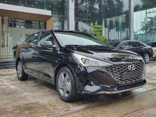 [Hyundai Long Biên] Accent 2021 - hỗ trợ vay 90% chỉ 155tr nhận xe - sẵn xe giao ngay - Bảo hành xe 5 năm