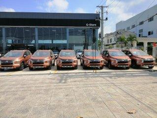 Xpander Cross tặng bảo hiểm thân xe, và gói phụ kiện cao chính hãng