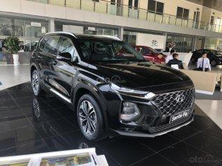 [Hyundai Long Biên] Santa Fe 2021- hỗ trợ vay 90% chỉ 300tr nhận xe - sẵn xe giao ngay - bảo hành xe 5 năm