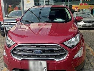 Bán xe Ford EcoSport Titanium 1.5L năm 2018, màu đỏ lộc lá, giá nhỉnh 500