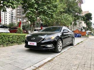 Bán Huyndai Sonata 2015 nhập khẩu chưa dọn rửa