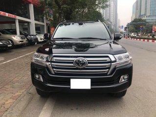 Xe Toyota Land Cruiser 5.7l SX 2016, ĐKLĐ 2019