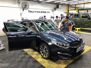 Kia Optima 2018, đi 20.000km, mới cứng, BH 2 chiều đến T12/2021