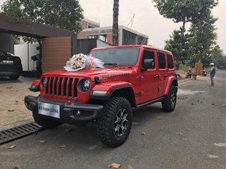 Jeep Wrangler Rubicon, chính hãng, nhiêu ưu đãi, xe sẵn giao ngay