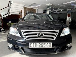 Bán Lexus LS460L sản xuất 2007, xe đi đúng 65.000 km, rất mới bao check hãng