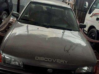 Bán ô tô Mazda 323 đời 1995, màu xám, xe nhập
