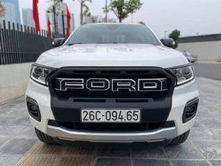 Chính chủ bán Ford Ranger Wildtrak Biturbo 2019 trắng