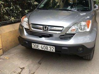 Cần bán lại xe Honda CR V sản xuất năm 2008, nhập khẩu còn mới