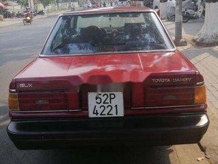 Bán ô tô Toyota Camry năm sản xuất 1986, màu đỏ