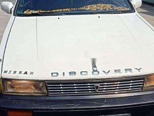 Xe Nissan Bluebird năm sản xuất 1988, màu trắng, xe nhập