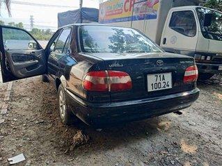 Cần bán lại xe Toyota Corolla năm sản xuất 2004, màu đen, 120tr