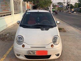 Cần bán lại xe Daewoo Matiz năm 2003, màu trắng