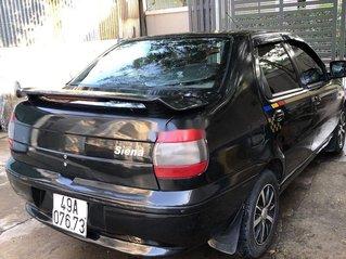 Bán Fiat Siena đời 2004, màu đen, nhập khẩu