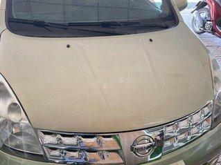 Cần bán xe Nissan Livina năm 2012, màu vàng cát