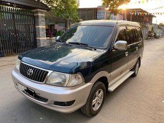 Cần bán Toyota Zace sản xuất 2005, hai màu còn mới