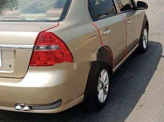 Cần bán Daewoo Gentra năm sản xuất 2007, màu vàng