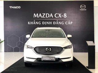 Mazda Q7 - Mazda CX8 giá ưu đãi - tặng phụ kiện - Bao hồ sơ vay 90%/8 năm