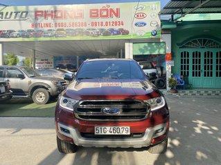Mới về Ford Everest sản xuất 2017 2.2L Titanium 2WD máy dầu, biển thành phố, nhập Thái