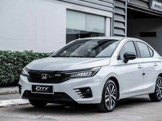 Honda City 2021 mới - đặt kẻo hết