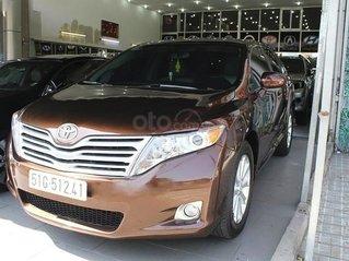 Bán ô tô Toyota Venza năm sản xuất 2009, màu nâu, nhập khẩu, 720 triệu