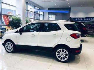 Bán ô tô Ford EcoSport Titanium 1.5L AT sản xuất năm 2021, màu trắng