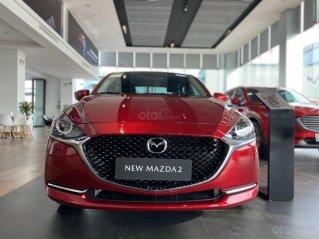 New Mazda 2 Sedan 2020 Luxury, màu đỏ