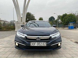 Xe Honda Civic sản xuất 2019, màu xanh lam, giá rẻ xe đẹp
