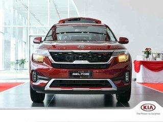 Kia Seltos 2021 - giá tốt nhất thị trường, ưu đãi trả góp, hỗ trợ vay NH cực nhanh, xe đủ màu giao ngay