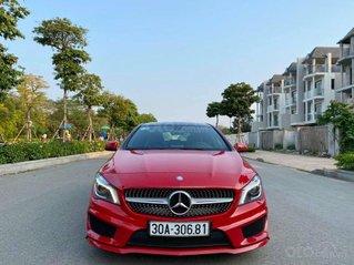 Bán xe Mercedes CLA 250 AMG sản xuất năm 2014, màu đỏ siêu mới, 875 triệu