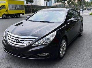 Cần bán lại xe Hyundai Sonata sản xuất năm 2010, màu tím, nhập khẩu nguyên chiếc