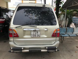 Cần bán xe Toyota Zace sản xuất 2005, 150tr, màu ghi vàng