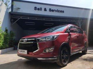Bán Toyota Innova năm sản xuất 2018, màu đỏ