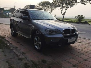 Cần bán lại xe BMW X5 năm 2007, màu xám, nhập khẩu còn mới, giá chỉ 450 triệu