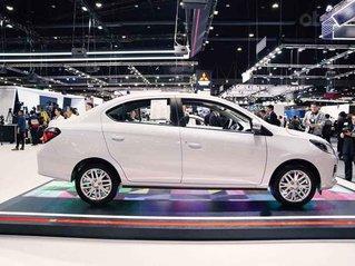Năm mới rộn ràng - Ngập tràn ưu đài - Mitsubishi Attrage hỗ trợ 50% trước bạ - Tặng nhiều phụ kiện - Giá tốt nhất