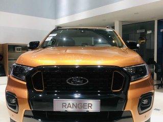 Ford Ranger Wildtrak 2.0L AT 2021 có sẵn giao ngay - Ưu đãi giảm tiền mặt đến 20 triệu
