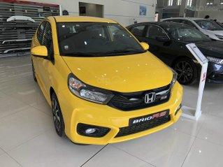 Honda Brio 2021 - nhập khẩu - khuyến mãi cực khủng