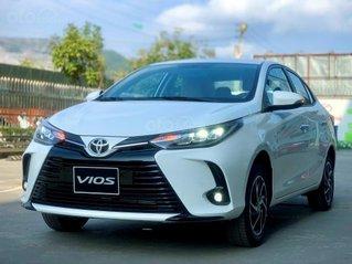 Toyota Vios 2021 giá cực tốt, giao xe ngay, nhiều ưu đãi hấp dẫn, liên hệ ngay